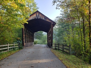 Covered Bridge at Smithgall Woods